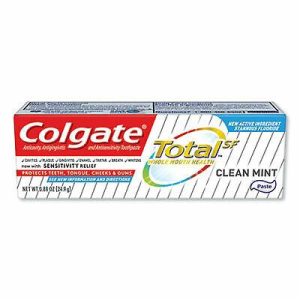 COLGATE TOTAL 0.88OZ. CLEAN MINT