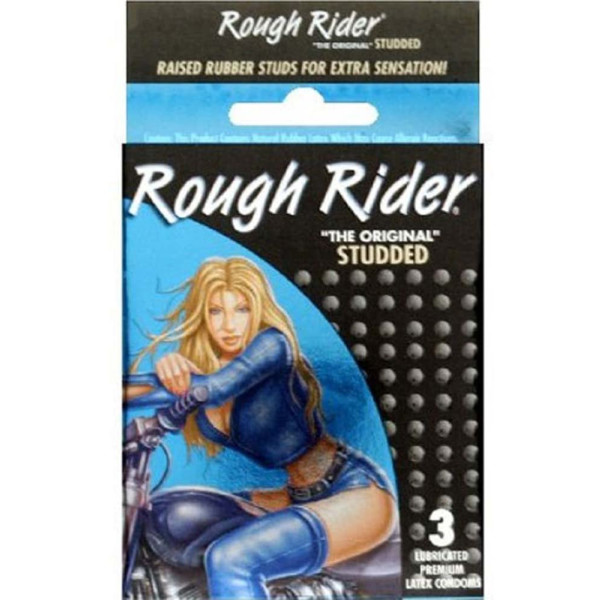 CONTEMPO ROUGH RIDER STUDDED