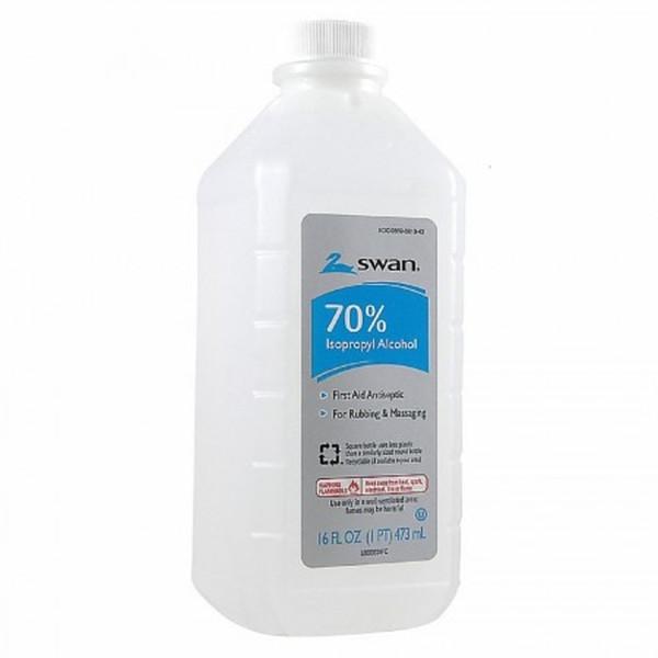 Swan 70% Isopropyl Alcohol