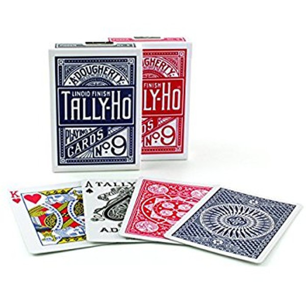 Tally-Ho Playing Cards (Box of 12 Decks)