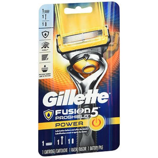 Gillette Fusion 5 ProShield Power Razor - Each