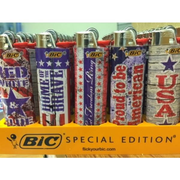 Bic American Lighter