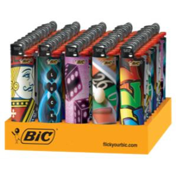 Bic Casino Lighter