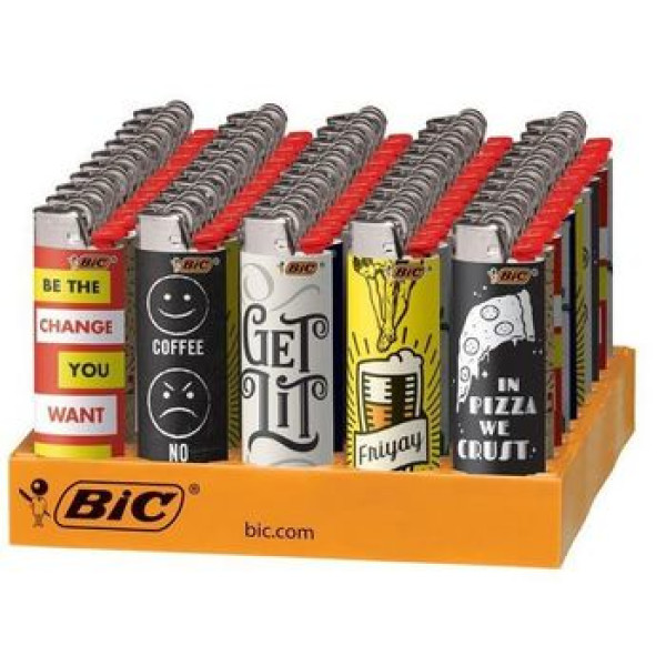 Bic Cutting Edge Lighter