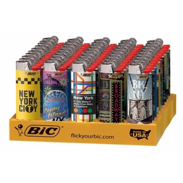 Bic New York Lighter