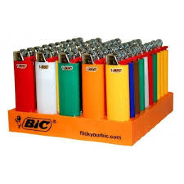 Bic Regular Full Size Lighters