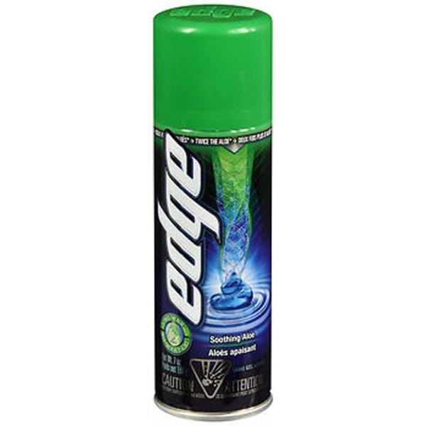 Edge Shave Gel Soothing Aloe - 7 oz
