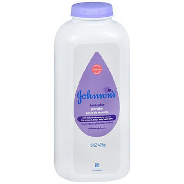 JOHNSON'S Powder Lavender