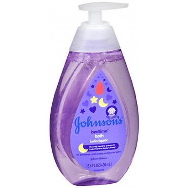 Johnson's Baby Bedtime Bath - 13.5 oz