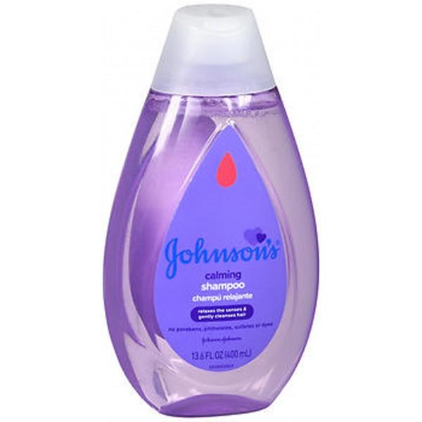 Johnson's Baby Calming Shampoo - 13.6 oz