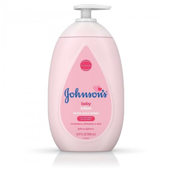 Johnson's Baby Lotion - 16.9 oz