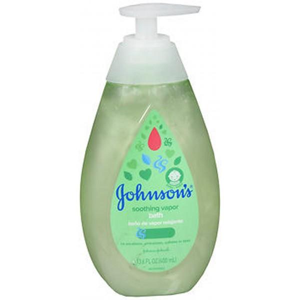 Johnson's  Baby Soothing Vapor Bath - 13.5 oz