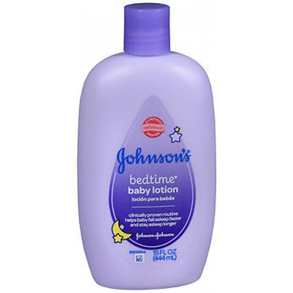 Johnson's Bedtime Baby Lotion - 13.5 oz