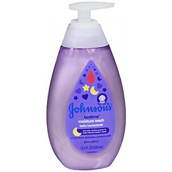 Johnson's Bedtime Moisture Wash - 13.5 oz