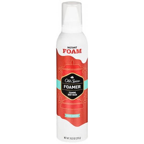Old Spice Foamer Foaming Body Wash Pure Sport - 10.3 oz