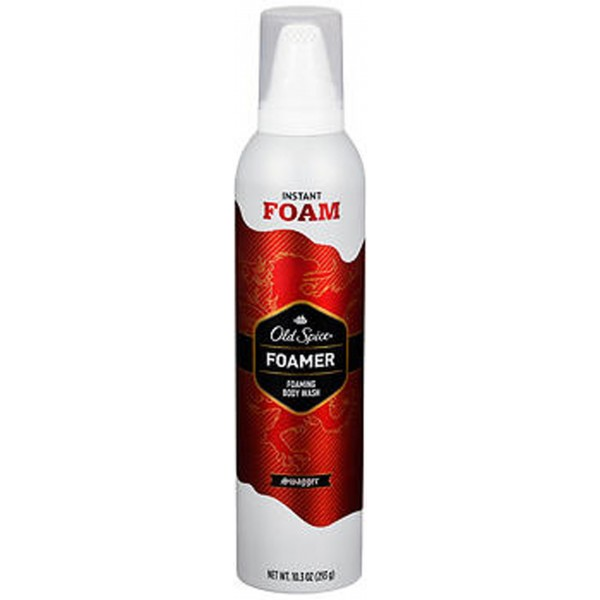 Old Spice Foaming Body Wash Swagger - 10.3 oz