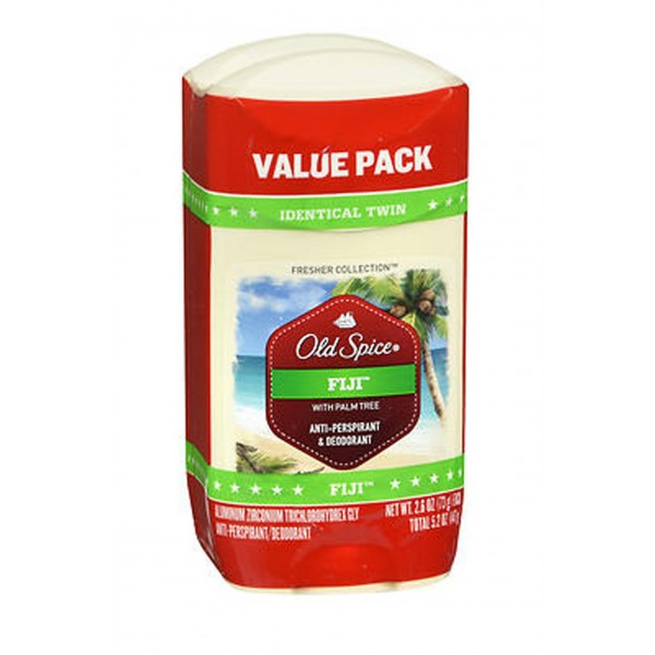 Old Spice Fresh Collection Anti-Perspirant/Deodorant Solid Fiji - 5.2 oz