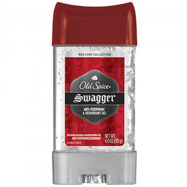 Old Spice Red Zone Swagger Clear Gel Men's Anti-Perspirant & Deodorant - 3.8 oz