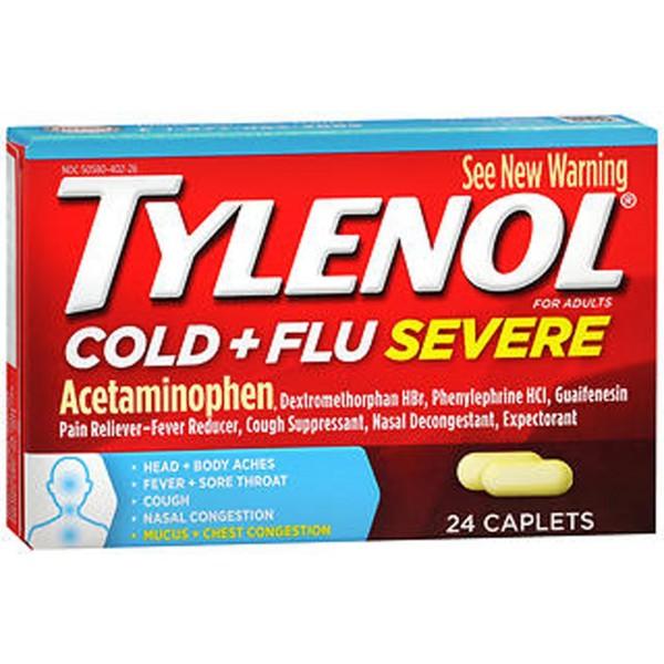 Tylenol Cold & Flu