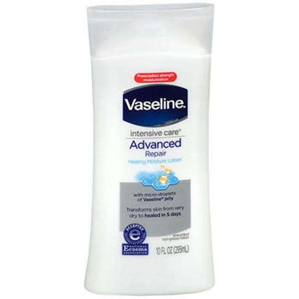 Vaseline Intensive Care Advanced Repair Lotion Fragrance Free - 10 oz